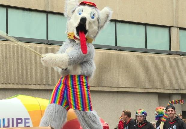 Calgary Pride, Harvey