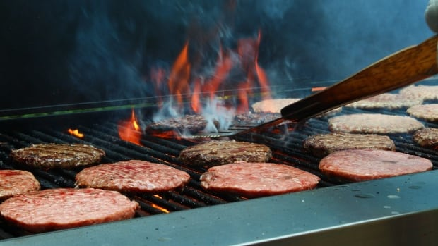 Wire bristles from grill brushes can get stuck on the barbecue and then swallowed. Doctors haven't found a surefire way of removing the thin, sharp wires from people's mouths and throats.