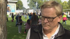 Education minister David Eggen