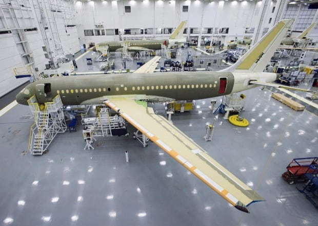 US allowed to investigate prices of Canada's Bombardier jets