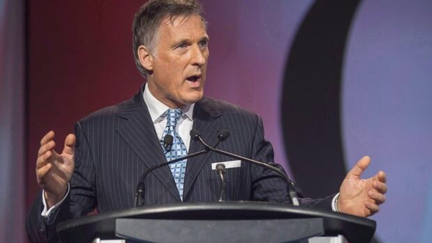 Conservative leadership hopeful Maxime Bernier says a free and prosperous economy with opportunity for all will go farther in battling extremism than screening potential immigrants for 'anti-Canadian values.'