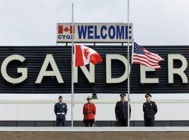 Gander 911 Memorial