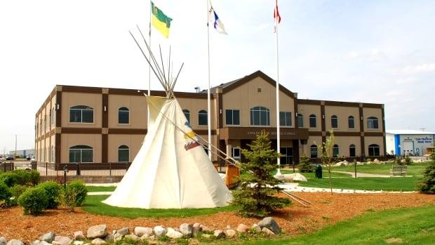 The Saskatchewan Indigenous Cultural Centre.