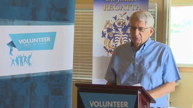 Ed Roberts, chair of the selection committee for the NL Volunteer Hall of Fame, says the calibre of nominees makes it hard to decide who gets inducted.
