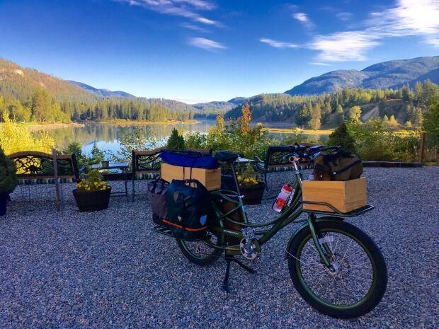 Jon Langille's Pedago electric bike