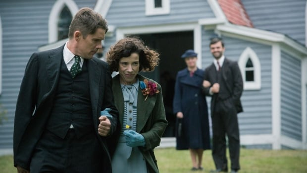 Maudie stars Sally Hawkins and Ethan Hawke, and opened Friday at the Scotiabank Theatre in St. John's.