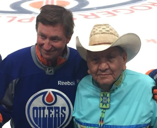Gretzky and Janvier