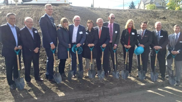 Affordable, barrier-free housing project breaks ground in northwest Calgary