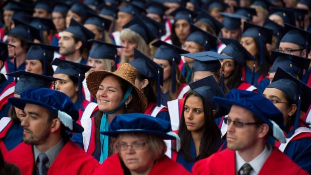 The latest release from the 2016 census shows the share of Canadians with post-secondary education has grown.