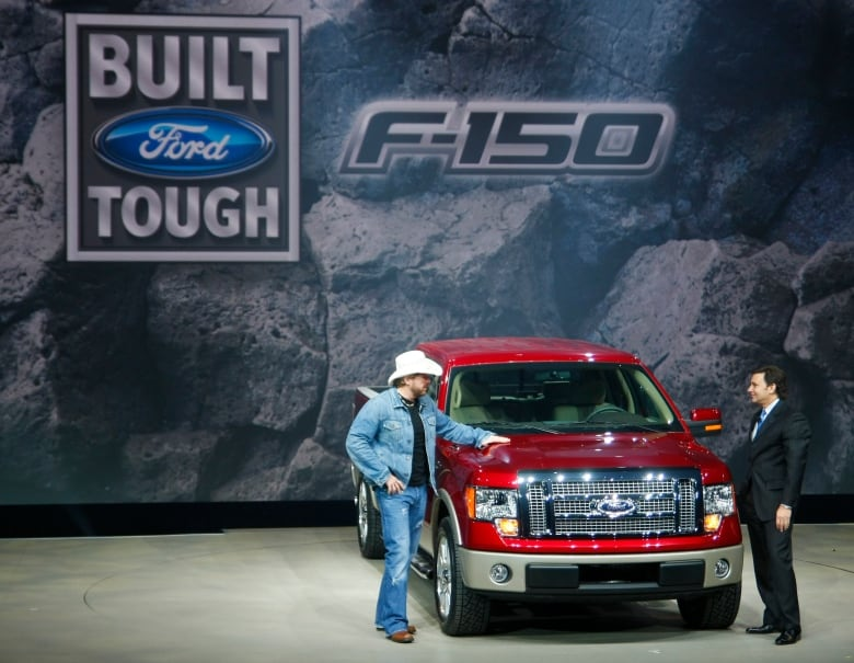 Calgary man finds toughest part of owning 2009 Ford F-150