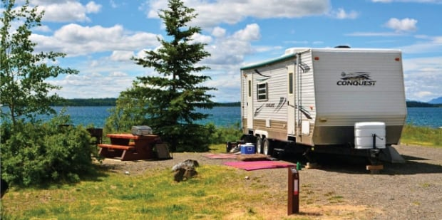 B.C. Discover Camping