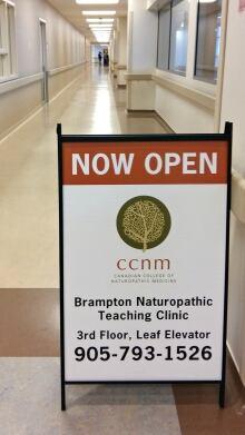 Brampton Naturopathic Teaching Clinic