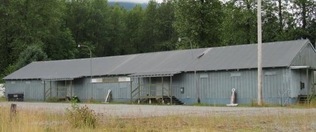 Kitimat cadet hall