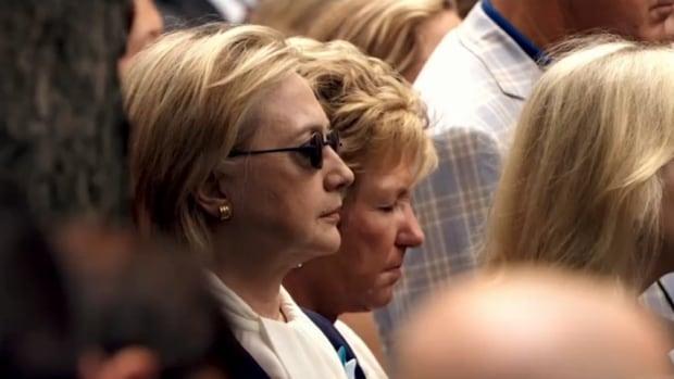 Clinton 9/11 15th anniversary