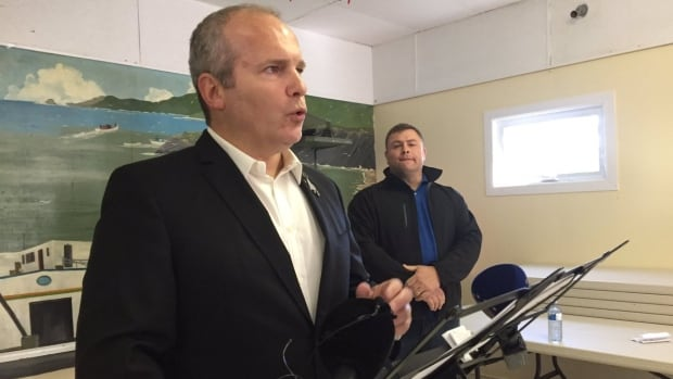 Former NDP MP Ryan Cleary says fish harvesters have asked him to help start  breakaway union and he will hold meetings to gauge interest.