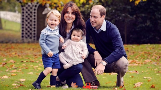 Kensington Palace has confirmed that Prince William and his wife, Kate, shown here in October 2015, will be bringing their children Prince George and Princess Charlotte with them on a week-long tour of B.C. and the Yukon, starting Sept. 24.