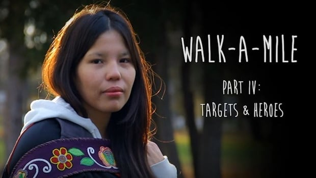 The Walk a Mile film about missing and murdered Indigenous women was used as part of a training session with Thunder Bay police in July.