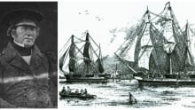 HMS Terror captain