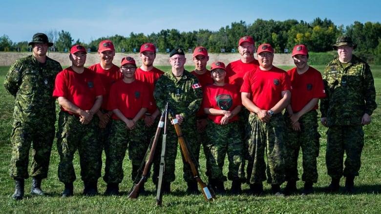 Yukon ranger learning the ropes at Ottawa sharpshooting