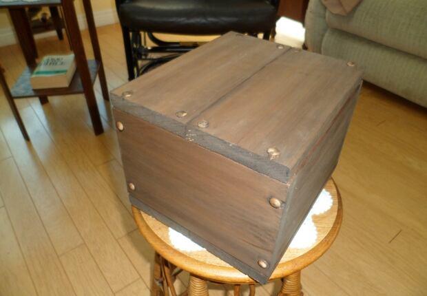 costum made box