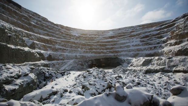 The Ontario government requires De Beers to self-monitor and report on mercury and methylmercury levels found in creeks near the open-pit Victor mine — requirements the company says it has followed.