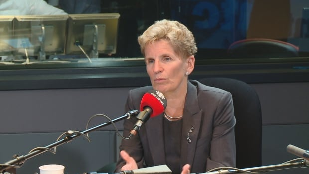 Premier Kathleen Wynne told Metro Morning that a hydro rebate announced in Monday's throne speech will be a permanent measure.