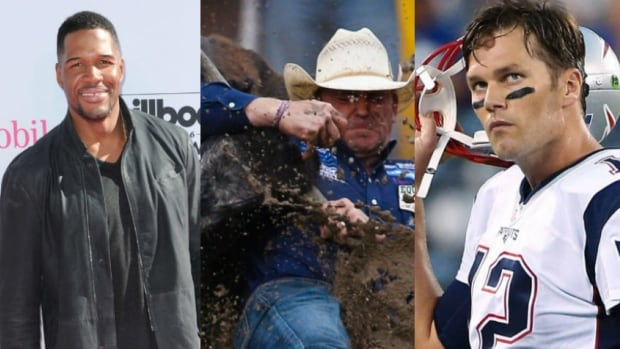Calgary Stampede Rodeo Gets Role In Tom Brady Michael Strahan Religion