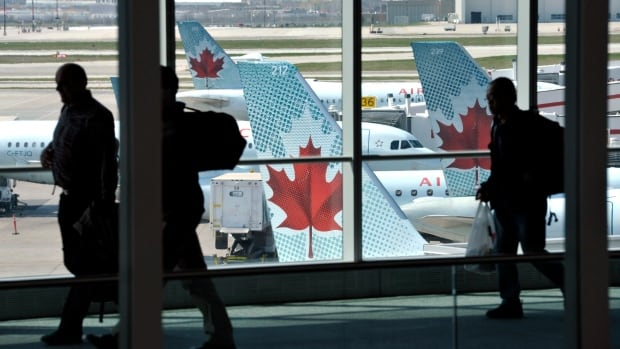 Cellphone catches fire, woman injured aboard Vancouver-bound Air Canada flight