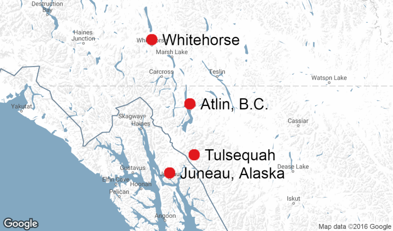 B C  moves to close polluting Tulsequah Chief mine site | CBC News