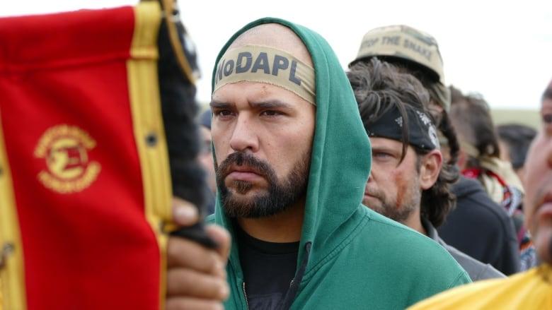 Dakota Access pipeline work to resume in protest area | CBC News