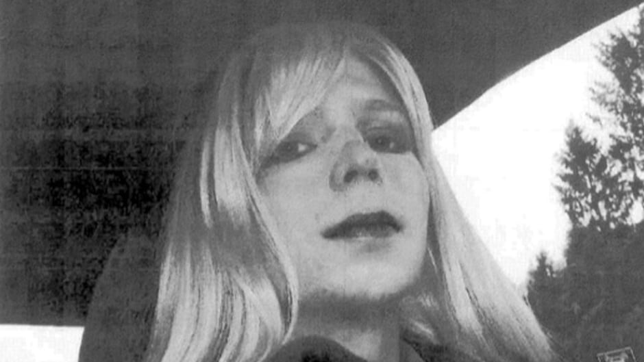 Chelsea Manning was convicted of leaking classified government and military documents to the anti-secrecy website WikiLeaks