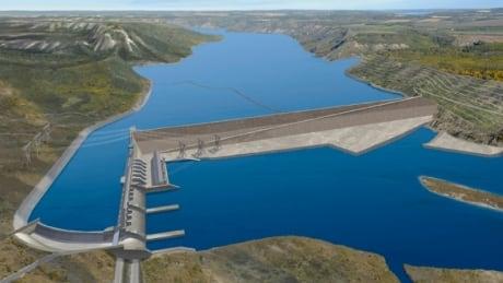 BC Hydro's Site C