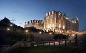 Chateau Laurier Ottawa hotel expansion