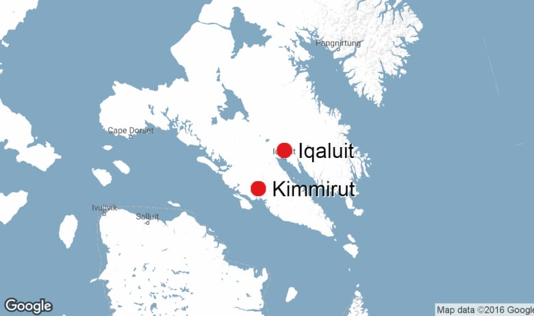 Kimmirut residents disarm man shooting at people in community | CBC News