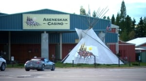 Aseneskak Casino The Pas