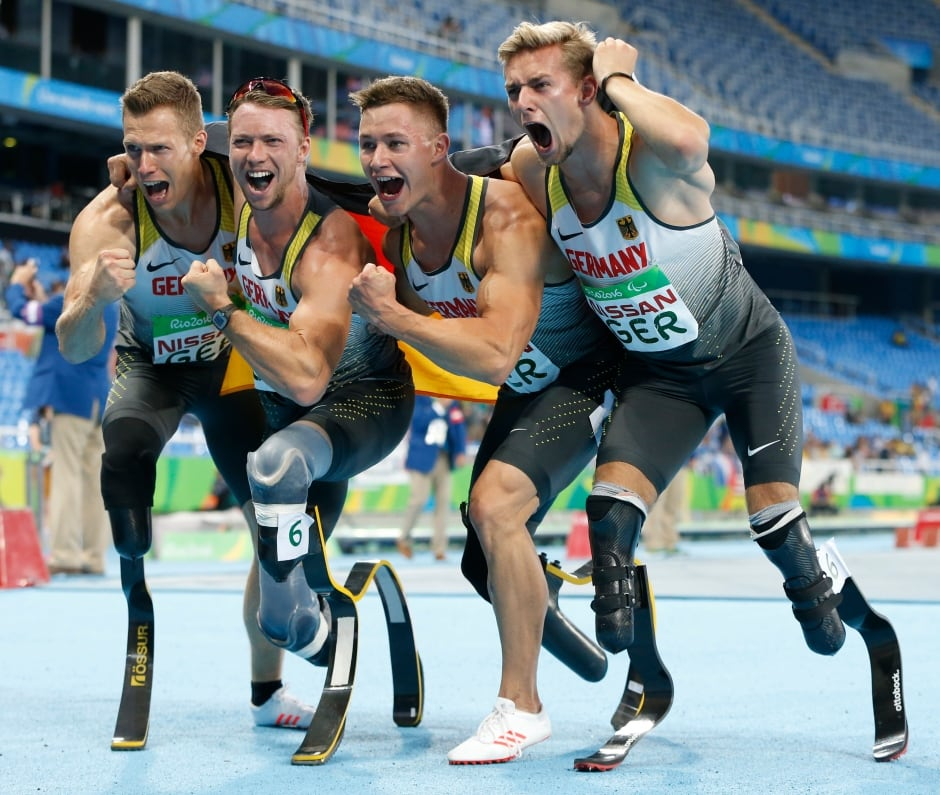 Paralympians Win Big In Diverse Competitions Multimedia