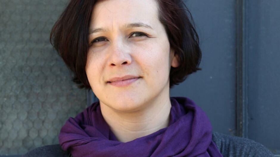 Métis author, Katherena Vermette's debut novel The Break centres on a circle of Indigenous women in Winnipeg's North End.