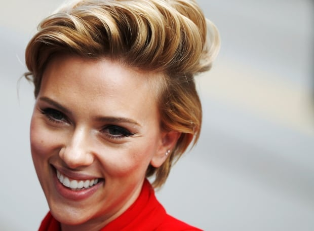 FILM FESTIVAL-TIFF Scarlett Johansson 2016