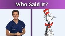 dr. oz seuss