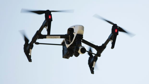 A University of Calgary study shows there are increasing incident of near misses between drones and piloted aircraft.