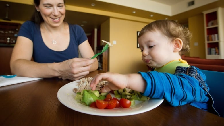 Choking Risk For Baby Led Weaning No Different Than Spoon Feeding