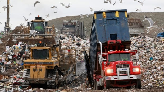 Last year nearly one-third of the transport trucks hauling garbage on Ontario highways that were inspected were put out of service.