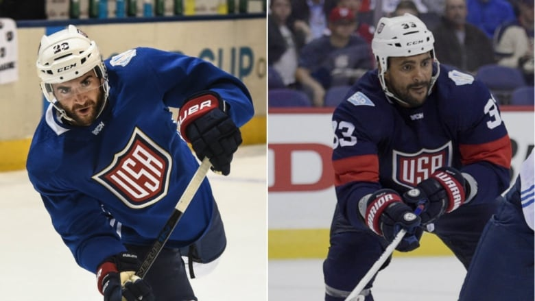 Byfuglien, Palmieri scratched from U S  World Cup opener