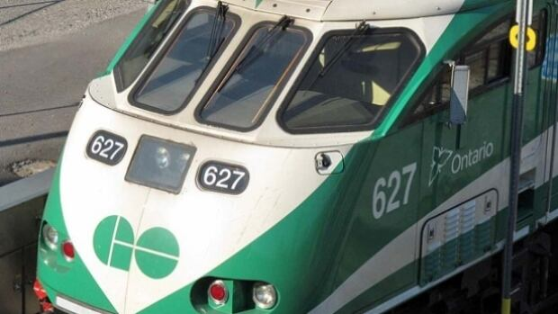 Passengers on the Lakeshore East line are urged to check online for updates to schedules.