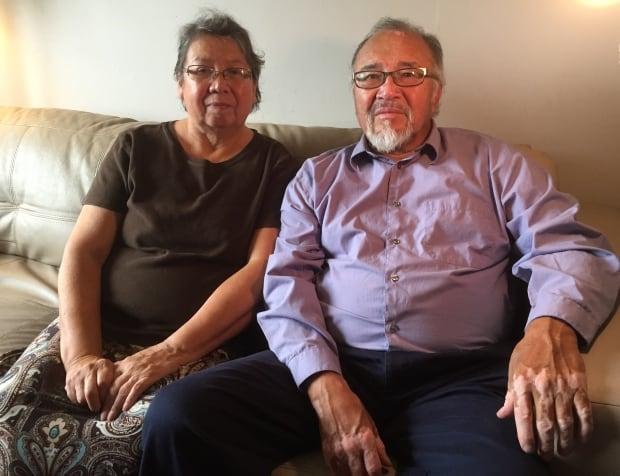 Barbara and Raphael Fobister