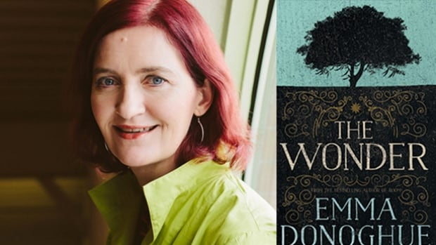 Emma Donoghue The Wonder new cover