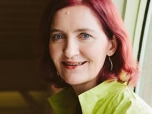 Emma Donoghue is the bestselling author of Room. The Lotterys Plus One is her first book for children.