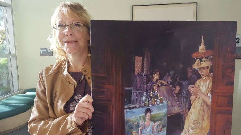 Nikki Jacquin, Regina artist, will lead an artistic journey to Cuba