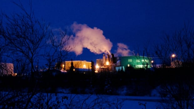 A diesel power generation plant in Inuvik, N.W.T. Four Northern utilities are pooling their money to research ways to reduce the use of diesel in isolated-grid communities.