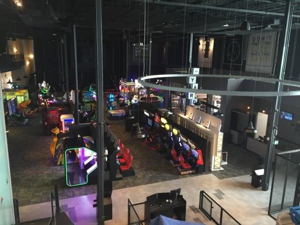 The Rec Room Dining Entertainment Centre Targets Edmonton